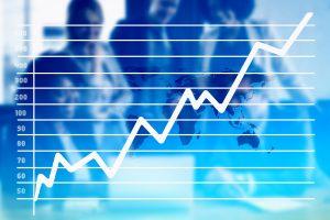 Akciový trh stále rastie